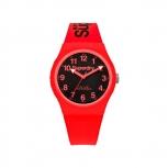 Superdry Herrenuhr SYG164RB Uhr Armbanduhr Urban Rot