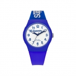 Superdry Herrenuhr SYG164U Uhr Armbanduhr Urban Blau