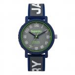 Superdry Herrenuhr SYG196E Uhr Armbanduhr Uhr Campus