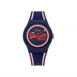 Superdry Herrenuhr SYG198UR Uhr Armbanduhr Damenuhr Urban Retro Blau