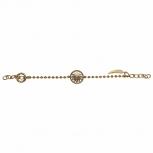 Traumfänger Damen Armband TFB01GO Gold Fußkette Armkette