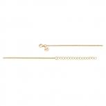 XENOX Damen Kette XK500G-45 Gold