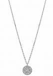 XENOX Damen Kette XS1639 Silber 45 cm Collier Halskette Halsschmuck