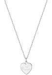 XENOX Damen Kette XS3704 Silber Collier Halskette mit Anhänger Sweet Petite Herz