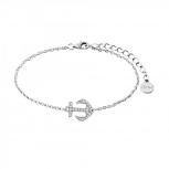 XENOX Damen Armband XS4171 ArmketteCrazy Wave Anker Damenarmband